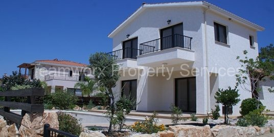3 Bedroom Luxury Villa For Sale In Souni, Limassol