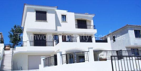 4 Bedroom Luxury Villa For Sale In Neo Chorio, Polis