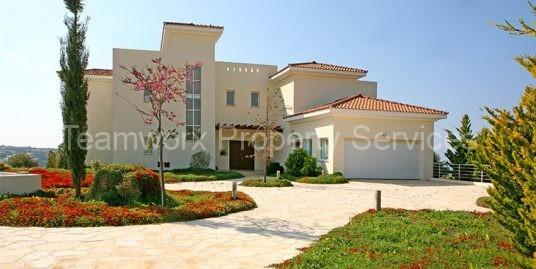3 Bedroom Exclusive Luxury Villa For Sale In Paphos