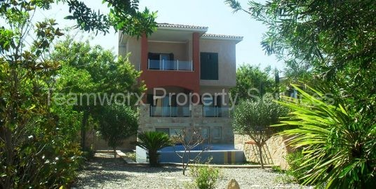 4 Bedroom Seafront Villa For Sale In Polis, Latsi