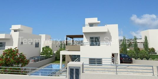 3 Bedroom Luxury Villa For Sale In Peyia, Paphos