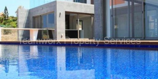 5 Bedroom Luxury Beachfornt Villa For Sale In Nea Dimata, Polis