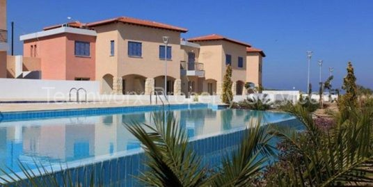 3 Bedroom End of Terrace House For Sale In Prodromi Village, Paphos