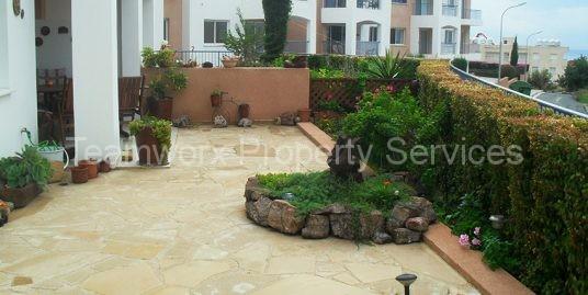 3 Bedroom Ground Floor Apartment For Sale In Peyia Vilage, Paphos