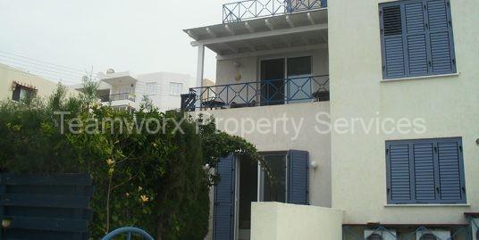 2 Bedroom Townhouse For Sale In Kissonerga Village, Paphos