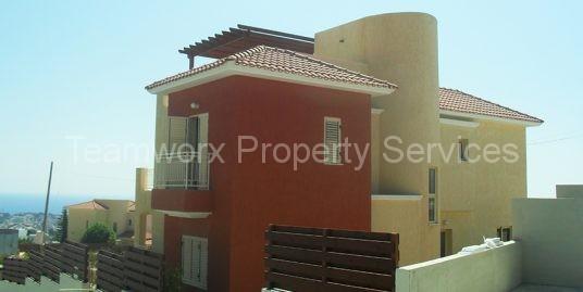 4 Bedroom Villa For Sale In Germasogia, Limassol