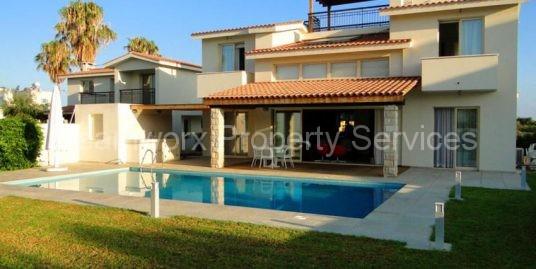 3 Bedroom Villa For Rent In Chloraka, Paphos