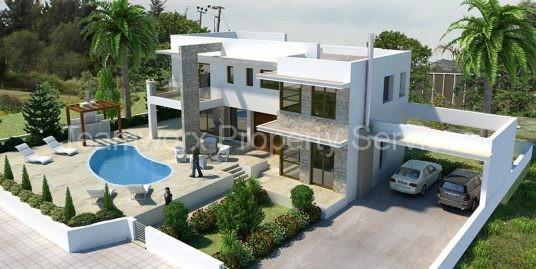 3 Bedroom Luxury Villa For Sale In Dhekelia, Larnaca