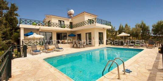 4 Bedroom Villa For Rent In St. George, Paphos