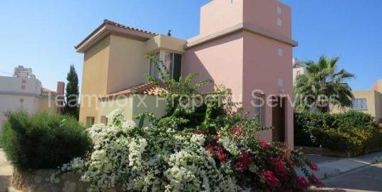 2 Bedroom Detached Villa In Chloraka, Paphos