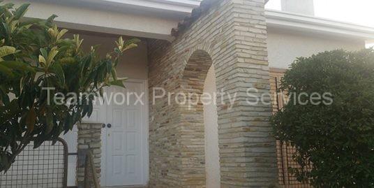 3 Bedroom Detached House For Rent In Astromeritis, Nicosia