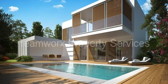 3 Bedroom Villa For Sale In Ayios Athanassios, Limassol