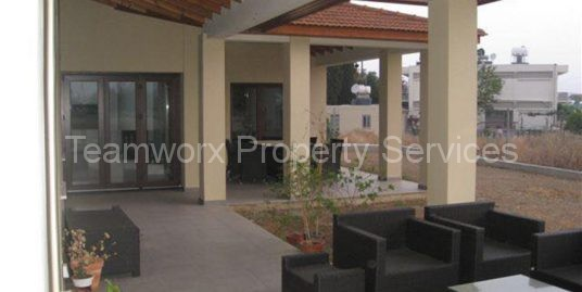 4 Bedroom House For Rent In Nisou, Nicosia