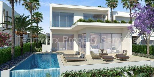 5 Bedroom Seafront Exclusive Luxury villa in Protaras