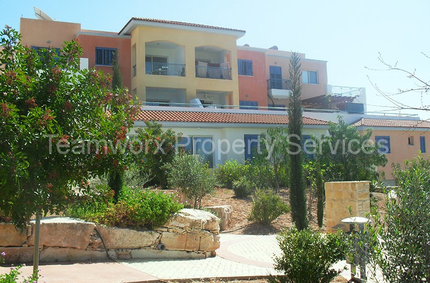 1 Bedroom Apartment For Sale In Anarita Village, Paphos