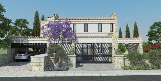 3 Bedroom Exclusive Luxury Villa For Sale In Kouklia, Paphos