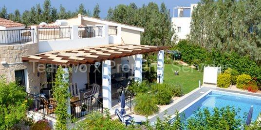 3 Bedroom Luxury Villa For Sale In Pomos, Paphos