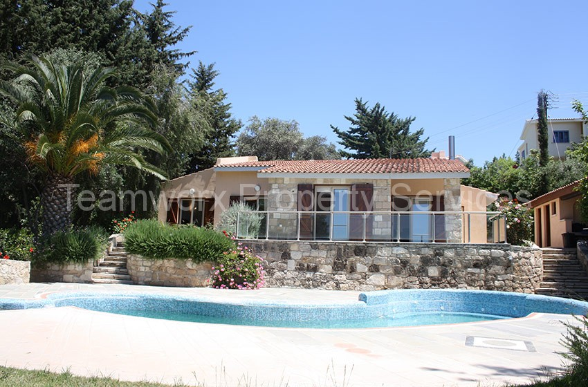 3 Bedroom Bungalow For Sale In Tala, Paphos