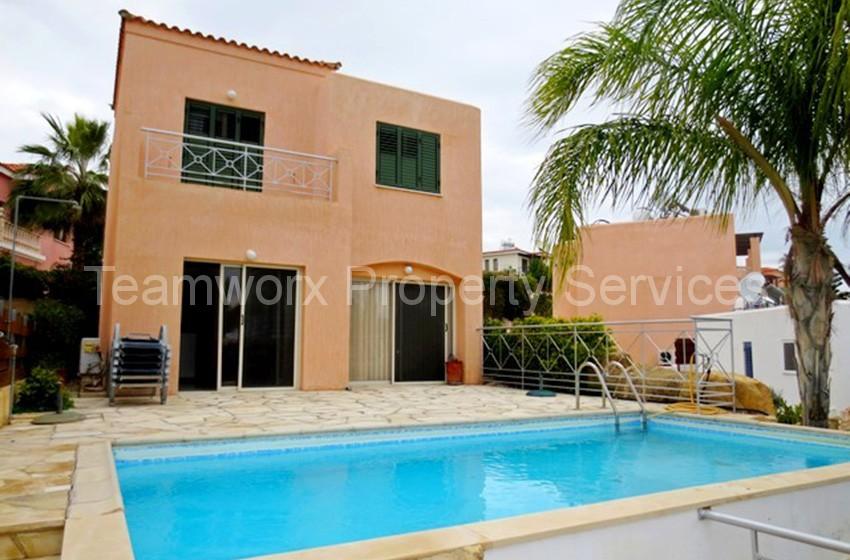 3 Bedroom Villa For Sale In Peyia Vilage, Paphos