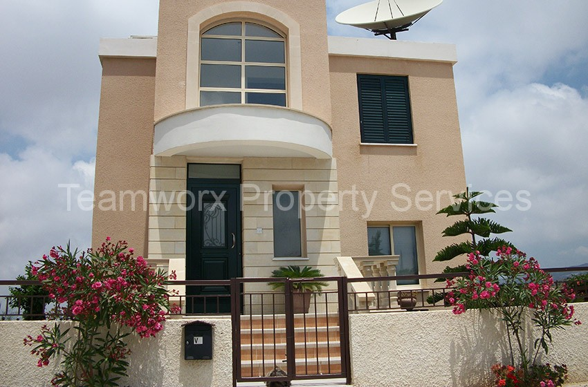 3 Bedroom Villa For Sale In Konia Vilage, Paphos