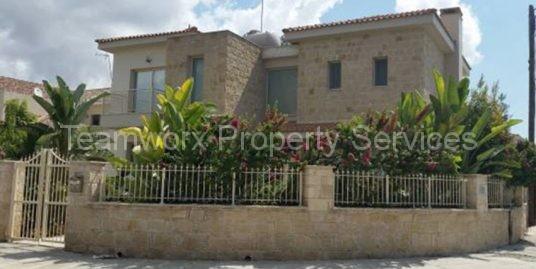 4 Bedroom Villa For Rent In Geroskipou, Paphos