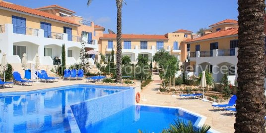 2 Bedroom Townhouse For Sale In Anarita Village, Paphos