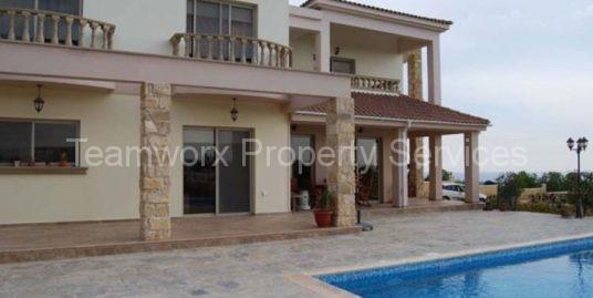 4 Bedroom Villa For Rent In Anarita, Paphos