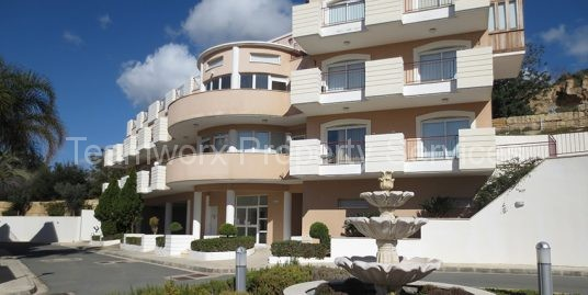 2 Bedroom Top Floor Apartment For Sale In Kato Paphos
