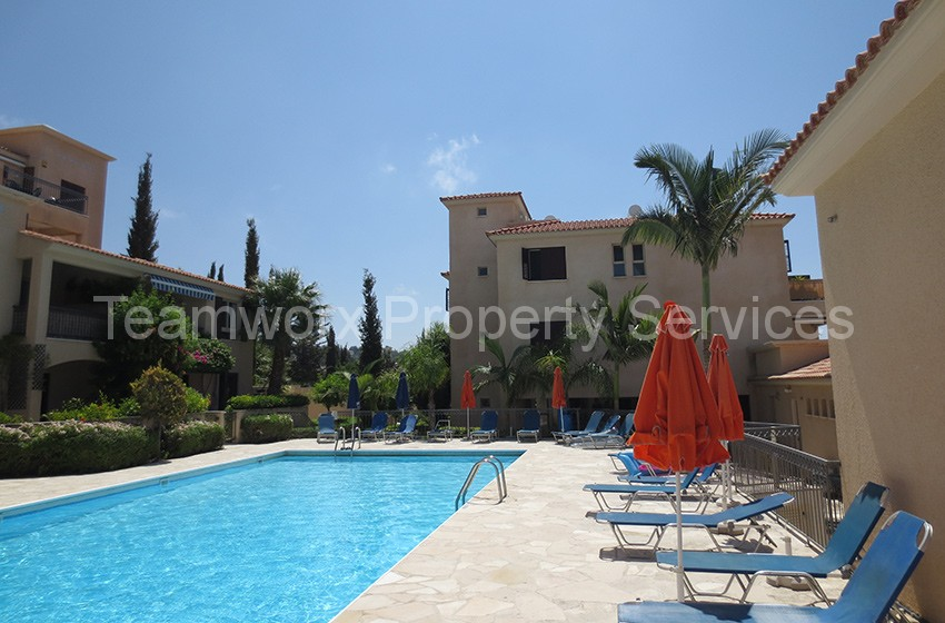 3 Bedroom Top Floor Apartment For Sale in Tala Village, Paphos