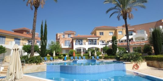 3 Bedroom Apartment For Sale In Anarita Village, Paphos
