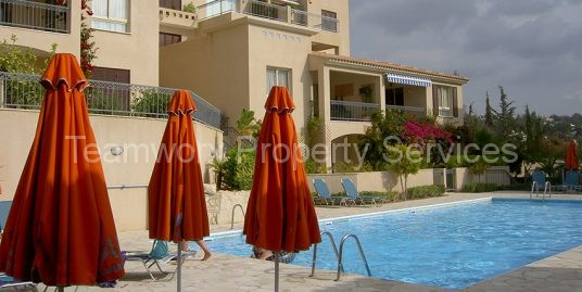 2 Bedroom Apartment For Sale In Tala Village, Paphos