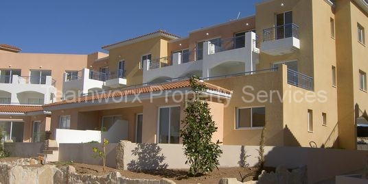 2 Bedroom Apartment For Sale In Anarita Village, Paphos