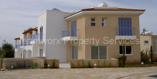2 Bedroom Townhouse For Sale In Peyia Village, Paphos