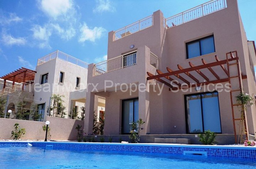 3 Bedroom Villa For Rent In Secret Valley, Paphos