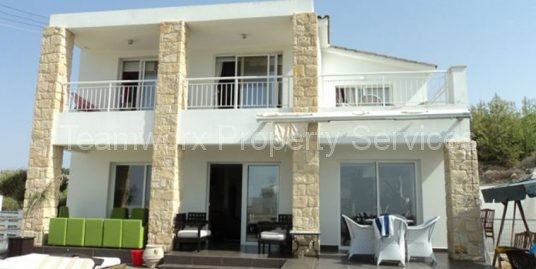 4 Bedroom Modern Detached House For Rent In Emba, Paphos