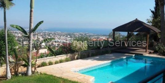 5 Bedroom Villa For Rent In Peyia, Paphos