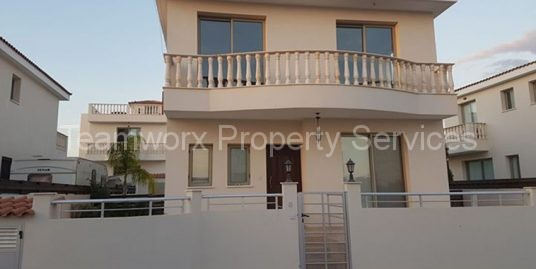 3 Bedroom House For Rent In Anarita, Paphos
