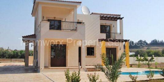 3 Bedroom Villa For Rent In Mandria, Paphos