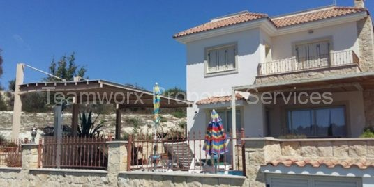4 Bedroom Villa For Rent In Kallepia, Paphos