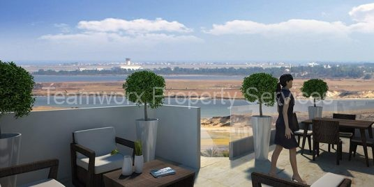 2 Bedroom Apartment With Roof Garden For Sale In Ayios Georgios, Larnaca