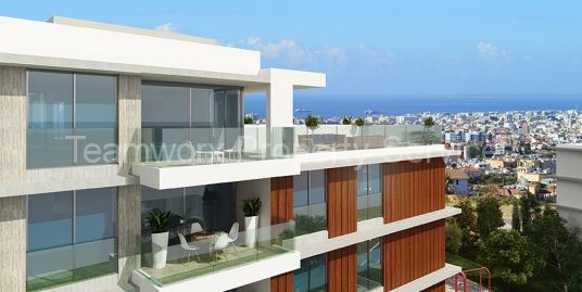 3 Bedroom Apartment For Sale In Ayios Athanasios, Limassol