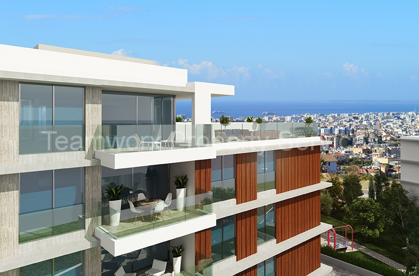 3 Bedroom Apartment For Sale In Ayios Athanasios Limassol Buy Cyprus Property