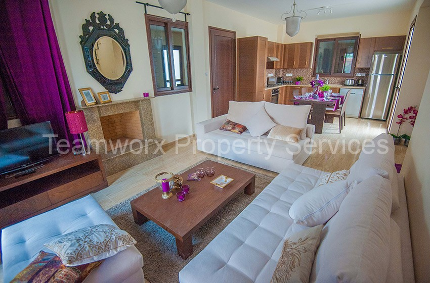 3 Bedroom Luxury Villa For Sale In Ayia Thekla, Famagusta