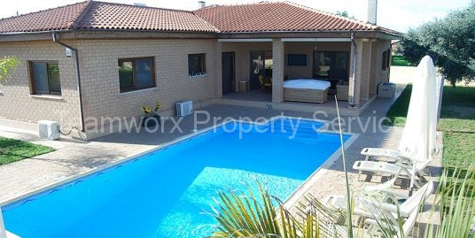 3 Bedroom Detached Bungalow For Sale In Erimi Limassol