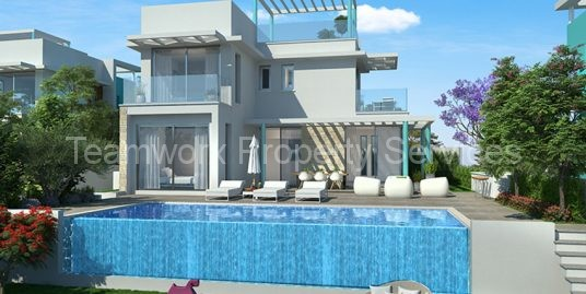 4 Bedroom Detached Villa For Sale in Protaras