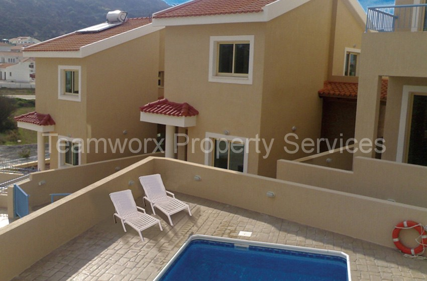 3 Bedroom Apartment For Sale In Pissouri, Limassol
