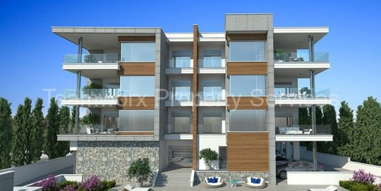 3 Bedroom Apartment For Sale In Parekklisia, Limassol