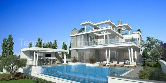 5 Bedroom Luxury Villa For Sale In Parekklisia, Limassol
