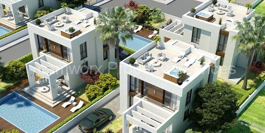 3 Bedroom Boutique Villa For Sale In Ayia Thekla, Famagusta