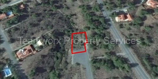 Plot For Sale In Trimiklini, Limassol